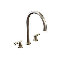 Faucets & Fixtures - CS-LF05-900-P925/LF-901 | Wash-basin taps | Sun Valley Bronze