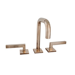 Faucets & Fixtures - CS-LF06-PN925/L-172 | Wash basin taps | Sun Valley Bronze