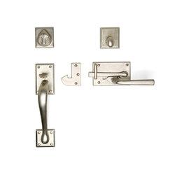 Gate Hardware - CS-704/GL-200 | Serrures | Sun Valley Bronze