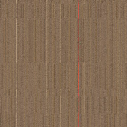 Alliteration Beeswax Orange | Carpet tiles | Interface USA