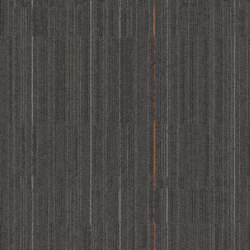 Alliteration Hemlock Earth Rust | Carpet tiles | Interface USA