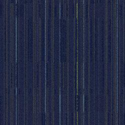 Alliteration Indigo Asparagus | Teppichfliesen | Interface USA