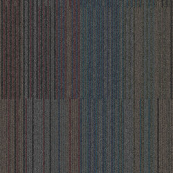 Chenille Warp Recall | Carpet tiles | Interface USA
