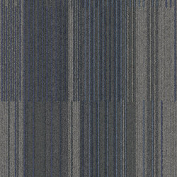 Chenille Warp Recollections | Carpet tiles | Interface USA