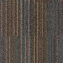 Chenille Warp Recurrence | Carpet tiles | Interface USA