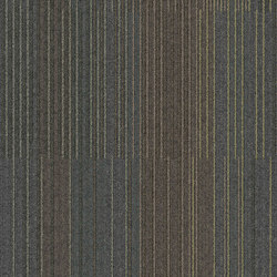 Chenille Warp Reflections | Carpet tiles | Interface USA