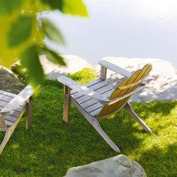 Adirondack Chair | Poltrone da giardino | Kingsley-Bate