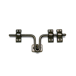 Gate Hardware - HASP-10 | Door bolts | Sun Valley Bronze