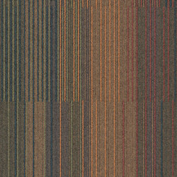 Chenille Warp Remembrance | Carpet tiles | Interface USA