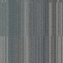 Chenille Warp Reminiscent | Carpet tiles | Interface USA