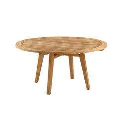 "Algarve Round Dining Table | 60"" | Mesas comedor | Kingsley Bate"
