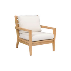 Algarve Lounge Chair | Garden armchairs | Kingsley Bate