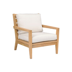 Algarve Lounge Chair | Poltrone da giardino | Kingsley-Bate