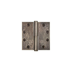 Hinges - Engraved Hinge | Hinges | Sun Valley Bronze