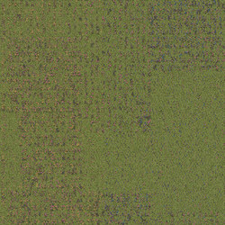 Cubic Green | Quadrotte / Tessili modulari | Interface USA