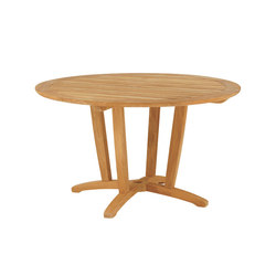 Amalfi Round Dining Table | Dining tables | Kingsley Bate