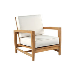 Amalfi Deep Seating Lounge | Garden armchairs | Kingsley Bate