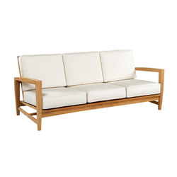 Amalfi Deep Seating Sofa | Gartensofas | Kingsley Bate