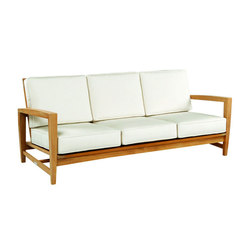 Amalfi Deep Seating Sofa | Garden sofas | Kingsley Bate