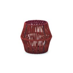 Ziggy | Pouf | Garden stools | Saba Italia