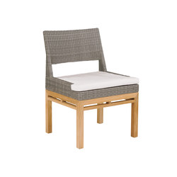 Azores Dining Side Chair | Garden chairs | Kingsley Bate