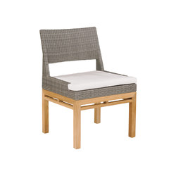 Azores Dining Side Chair | Gartenstühle | Kingsley Bate