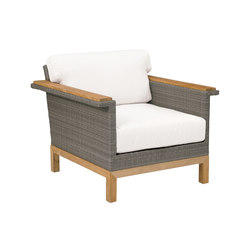 Azores Lounge Chair | Sessel | Kingsley Bate
