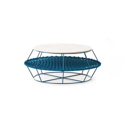 Ziggy XL | Outdoor Low Table | Coffee tables | Saba Italia