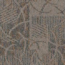 Great Lengths II Entrobean Volume | Carpet tiles | Interface USA