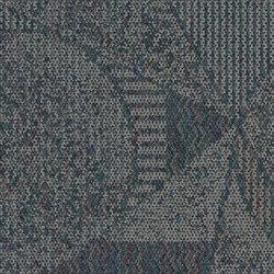 Great Lengths II Geometry Center | Carpet tiles | Interface USA