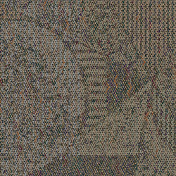 Great Lengths II Geometry Optical | Carpet tiles | Interface USA