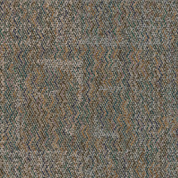 Great Lengths II Gradient Contour | Carpet tiles | Interface USA