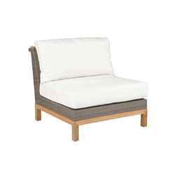 Azores Sectional Armless Chair | Sillones | Kingsley Bate