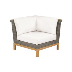 Azores Sectional Corner Chair | Sillones | Kingsley Bate