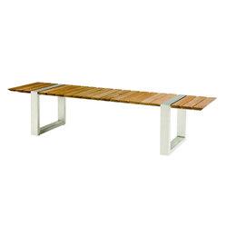 Boca Backless Bench | Garden benches | Kingsley Bate
