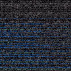 Ground Waves Midnight | Carpet tiles | Interface USA