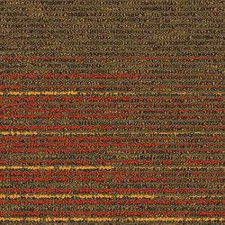 Ground Waves Praire | Carpet tiles | Interface USA