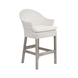 Cape Cod Bar Chair | Sgabelli bar da giardino | Kingsley Bate