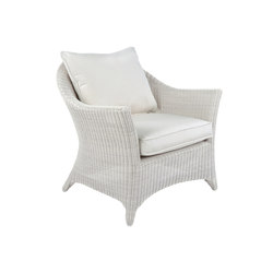 Cape Cod Deep Seating Lounge Chair | Sillones de jardín | Kingsley Bate
