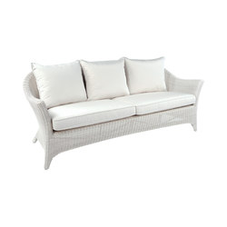 Cape Cod Deep Seating Sofa | Sofás de jardín | Kingsley Bate