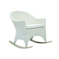 Cape Cod Rocker | Garden armchairs | Kingsley Bate