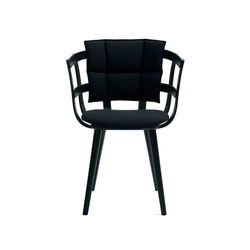 Julie Chair | Visitors chairs / Side chairs | Inno