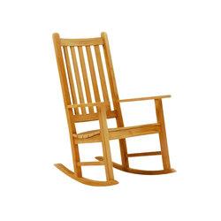Charleston Rocker | Garden armchairs | Kingsley Bate