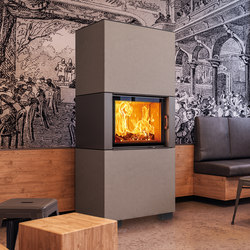 Colin | Wood burning stoves | Austroflamm