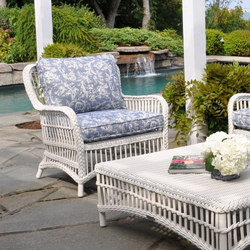 Chatham Lounge Chair | Garden armchairs | Kingsley Bate