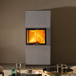 Jay Betonhell | Wood burning stoves | Austroflamm