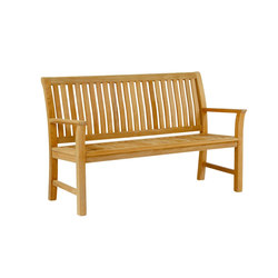Chelsea Bench | Garden benches | Kingsley Bate