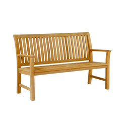 Chelsea Bench | Garden benches | Kingsley-Bate