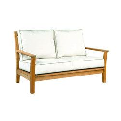 Chelsea Deep Seating Settee | Gartensofas | Kingsley Bate