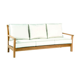 Chelsea Deep Seating Sofa | Gartensofas | Kingsley Bate